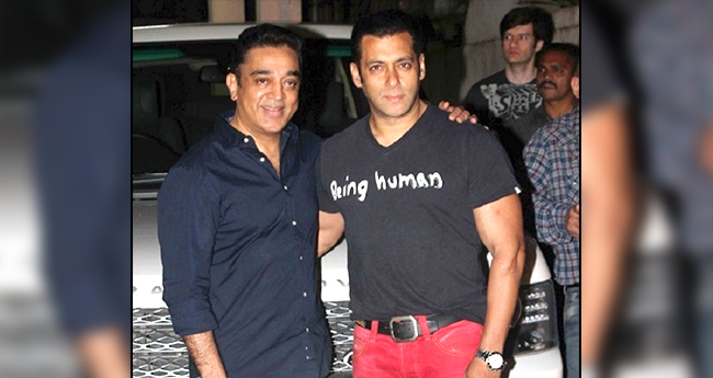 Kamal Haasan And Salman Khan To Come Together For First Time Through Dus Ka Dum