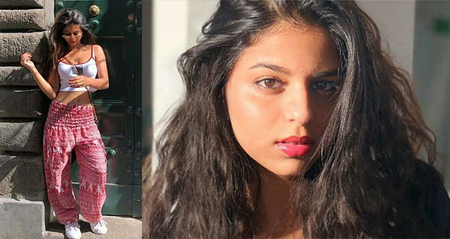 SRK's Daughter Suhana Khan's Recent Picture Shows She Is Ultra Stylish