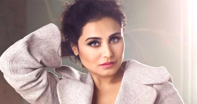 Rani Mukerji To Be Awarded At IFFM For Her Contribution To Indian Cinema By Victorian Government