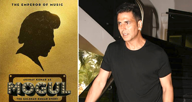 Akshay Kumar Confirms He Is Not The Part Of Gulshan Kumar Biopic Due To Script Issues