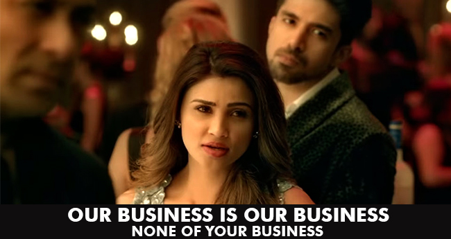 Daisy Shah's 'Our business' Dialogue From Race 3 Just Declared As The 'Most Viral Dialogue'