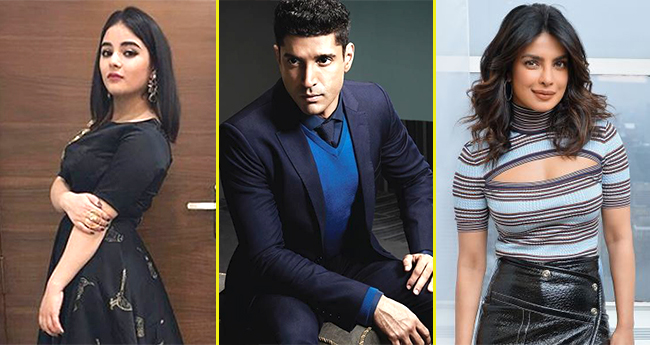The Sky Is Pink: Priyanka Chopra, Zaira Wasim and Farhan Akhtar Start Shooting The Film