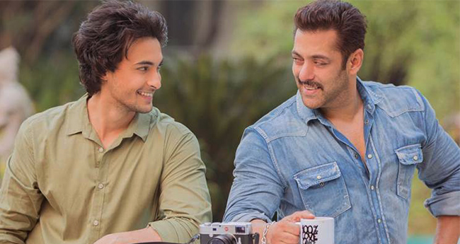 Loveratri Actor Aayush Sharma Says: Salman Khan Makes Sure You Remember His Lessons'