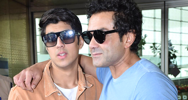 Bobby Deol On Son's Bollywood Debut, Says: His Interests Are Studies And Cricket