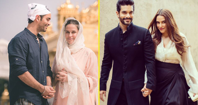 We Are Private People, Says Neha Dhupia On Her Low-Key Wedding Affair