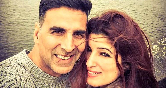 Akshay Kumar Comments On Wife Twinkle Khanna's Career, Says: Writing Is Her Best Decision
