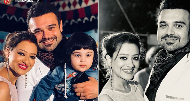 Reception Pictures Of Mithun Chakraborty's Son Mahaakshay with Madalsa