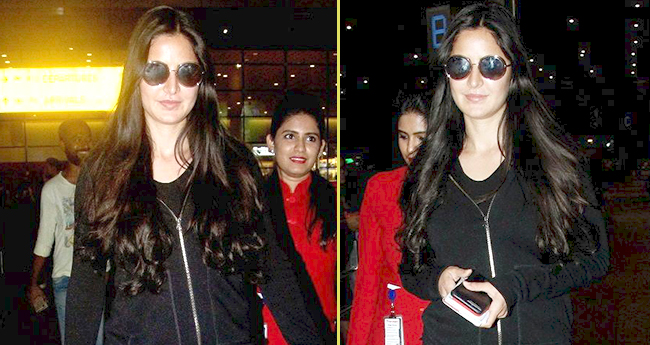 After Celebrating Her 35th Birthday With Family, Katrina Kaif Is Back To Mumbai