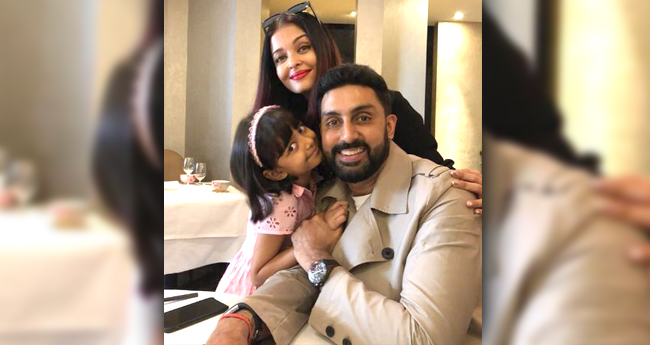 Now It's A Perfect Family Vacation For Aishwarya Rai, Aaradhya And Abhishek Bachchan