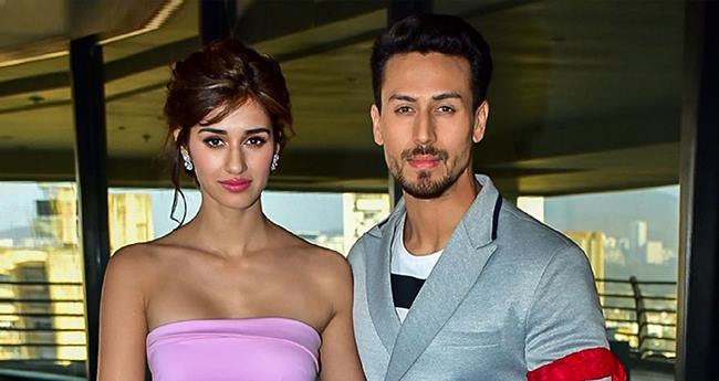 Disha Patani And Tiger Shroff Dining Together, She Wore A Plunging Mini Dress