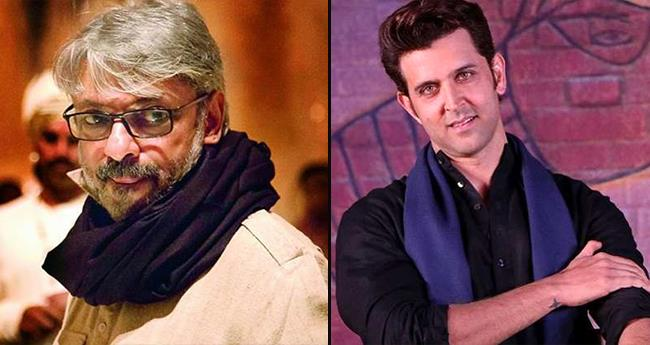 Hrithik Roshan tweets after reports suggested that he said No to a Bhansali film