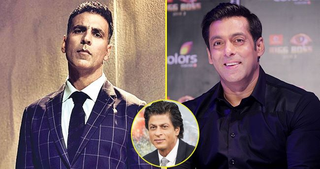 Salman Khan And Akshay Kumar Make It To Forbes Highest Paid Celebs List But There Is No Name Of SRK