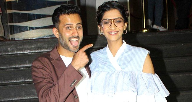 Sonam Kapoor gives the reason behind marrying Anand Ahuja