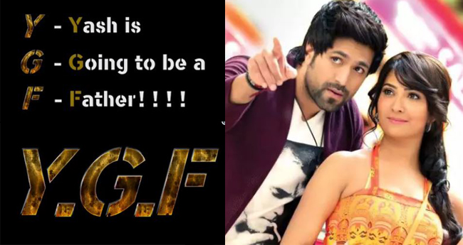Popular Star Couple Yash And Radhika Pandit Are Expecting Their