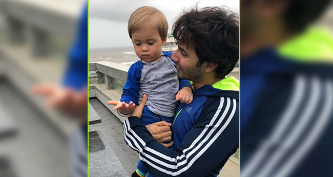 After Janhvi Kapoor, Varun Dhawan Posed With Karan Johar's Darling Son Yash