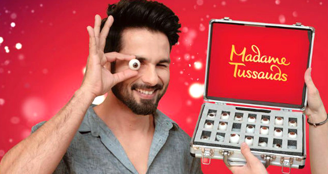 Shahid Kapoor's Wife Mira Rajput Took Final Call On His Wax Statue Pose At Madame Tussauds