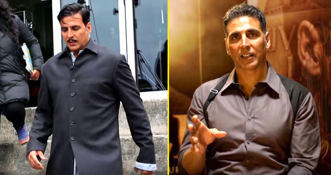 Akshay Kumar's Transformation Into Tapan Das In Gold Is Worth Appreciating