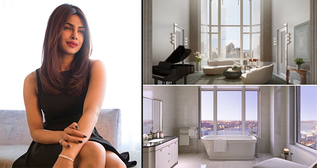 Inside Pics Of Priyanka Chopra's New York Apartment And It Simply 'WOW'