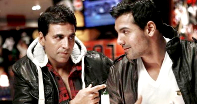 John Abraham and Akshay Kumar want to work Together In Garam Masala 2