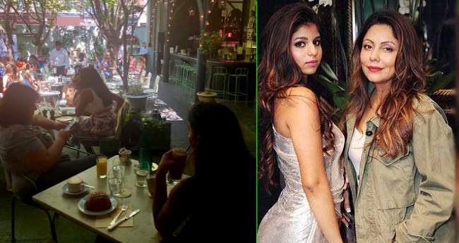 Gauri Khan Shares A Pic Of Suhana Khan Enjoying French Breakfast At New York