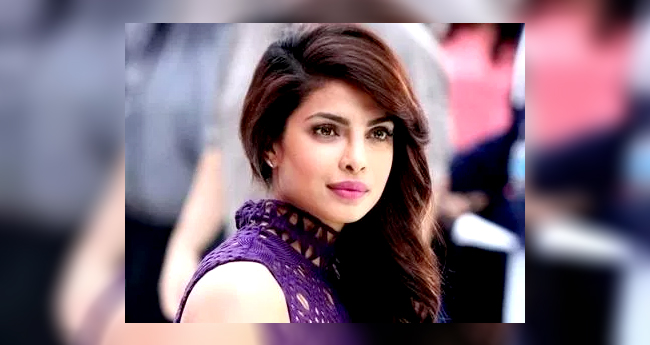 Priyanka Chopra To Be The First Female Bollywood Actor To Share Film's Profit