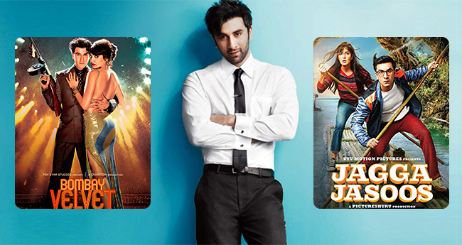 Ranbir Kapoor Have No Issue That He Did Bombay Velvet And Jagga Jasoos