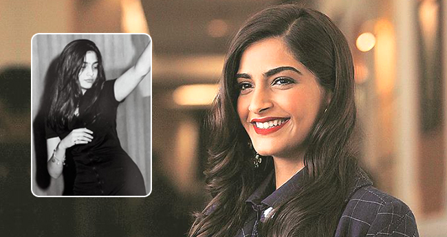 Sonam Kapoor Shares A Throwback Picture Of Sweet Sixteen And Seems She Is Sassy Since Ever