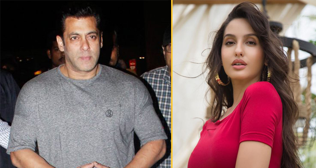Nora Fatehi Feels Grateful To Be A Part Of Salman Khan's Bharat