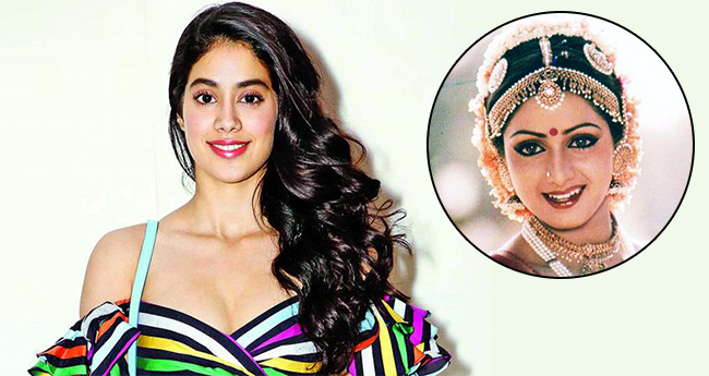 Janhvi Kapoor says she has seen only five of her mother's films