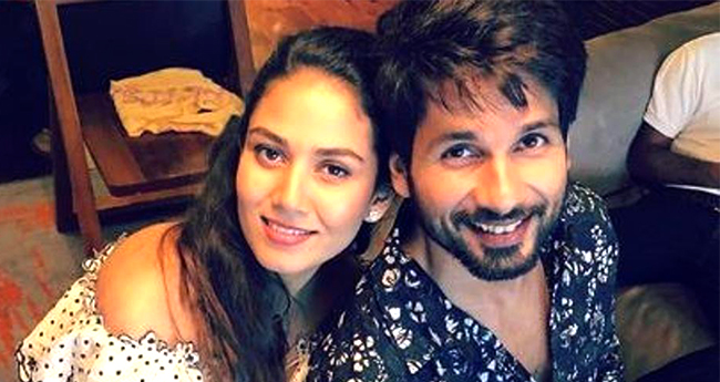 Mira Rajput Says Shahid Kapoor Is The Most Loving And Supportive Husband