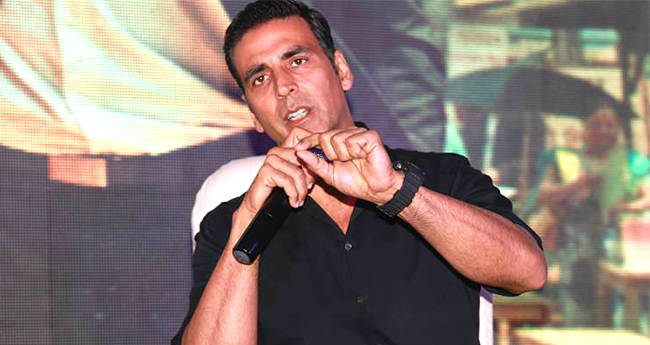 Akshay Kumar After So Many Social Films Says He Picks Movies Which Have Beautiful Stories