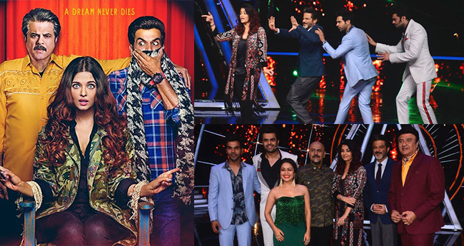 Anil Kapoor, Aishwarya Rai, Rajkummar Rao Headed To Indian Idol 10 Sets To Promote Fanney Khan
