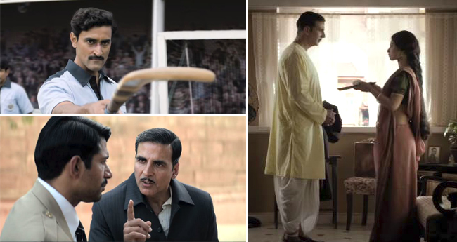 Akshay Kumar Shines Bright In The New Trailer Of Gold