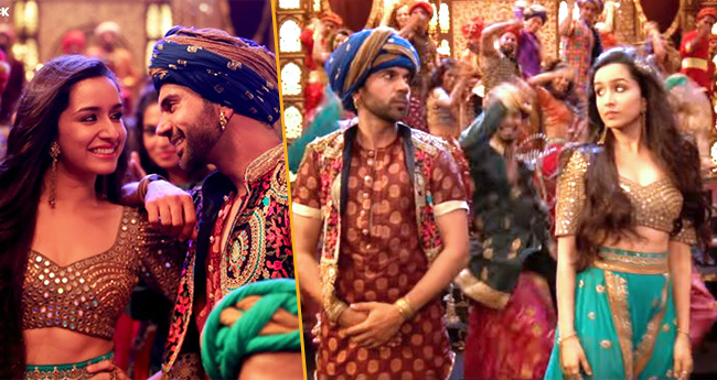 Rajkummar Rao and Shraddha Kapoor Make Us Groove In The New Peppy Number Of Stree