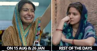 After Sui Dhaaga's Trailer, Social Media Is Filled With Rib Tickling Memes Of Anushka