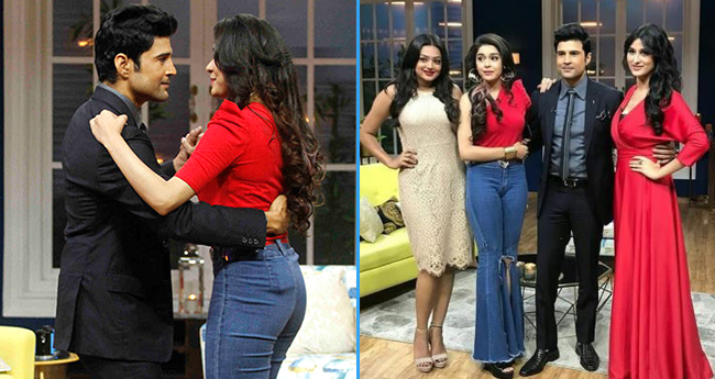 Rajeev Khandelwal And Eisha Singh Create Romantic Moment On Jazz Baat