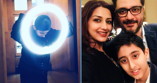 Sonali Bendre's Son Ranveer Thanks All Those Who Supports Them In Their Tough Time