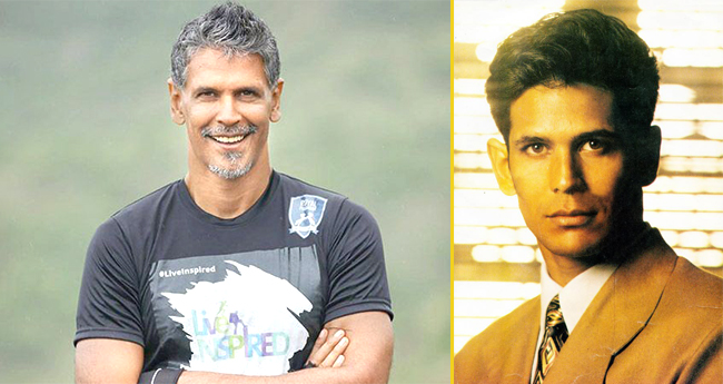 Picture Of Milind Soman From His Modelling Days Will Make You Go Gaga For Him Again
