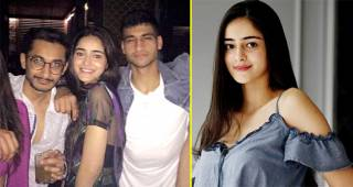 SOTY 2 Actress Ananya Panday Is Dating Karan Jaising
