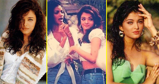 Aishwarya Rai Bachchan's Modelling Days Throwback Pic Is All You Need To See Today