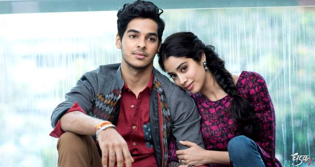 Another Win For Dhadak As The Film Crosses 100 Crores Worldwide
