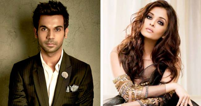 Rajkummar Rao Talks About His Fascinating Experience Of Working With Aishwarya In Fanney Khan