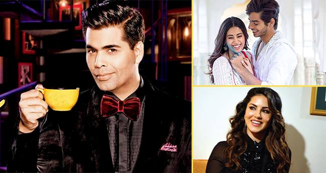 Koffee With Karan 6: Karan Johar To Invite Janhvi Kapoor, Ishaan Khatter And Sunny Leone