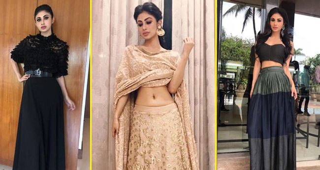 Mouni Roy During The Gold Promotion Proves She Is An Ultra Stylish Diva
