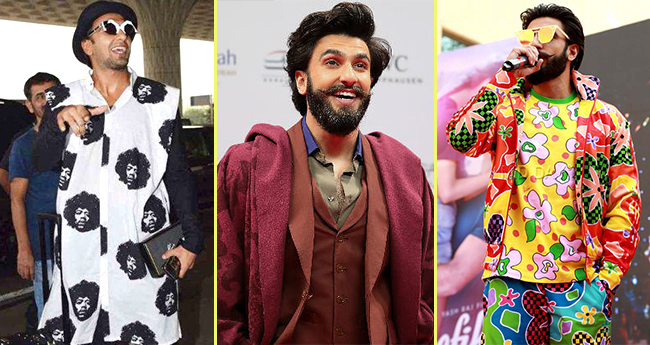 Ranveer Singh Has No Fear Of Being Judged For His Fashion And Style