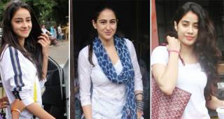 Bollywood's New Bff Sara Ali Khan And Ananya Panday Bond Over A Lunch Date
