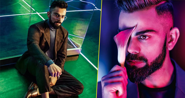 Virat Kohli Turns GQ India's August 2018 Cover Star And His Intense Look Is On Point