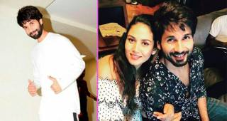 Shahid Kapoor Looks Sleepy On A Coffee Date With Mira Rajput