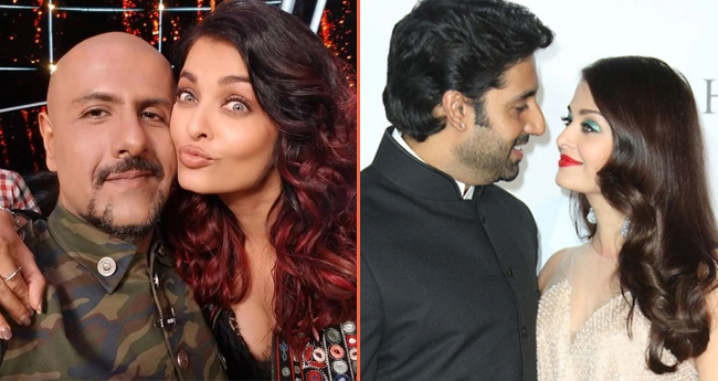 Music Composer Vishal Dadlani Says Aishwarya Is Just Like Any Other Housewife