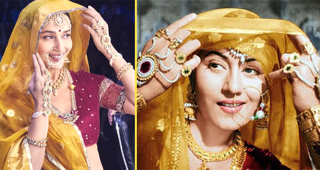 Madhuri Dixit Remembers Legendary Mughal-E-Azam Actress Madhubala By A Dance Performance